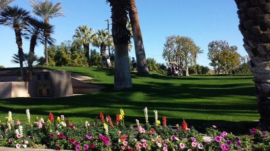 JW Marriott Desert Springs Resort & Spa: GOLF CAMPO