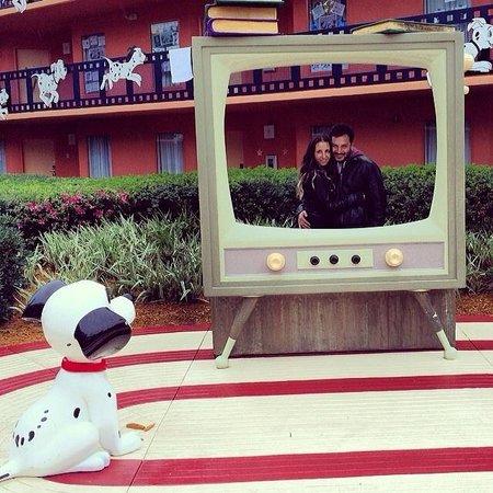 Disney's All-Star Movies Resort: Increible
