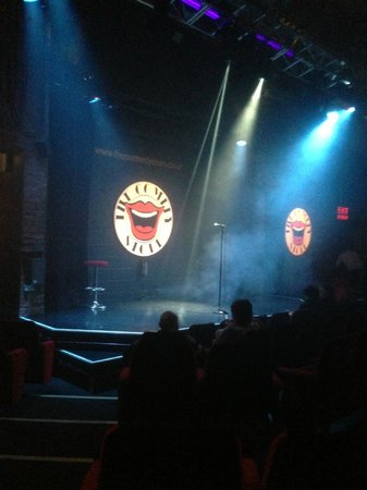 The Comedy Store: Waiting for the act to entertain us LOL