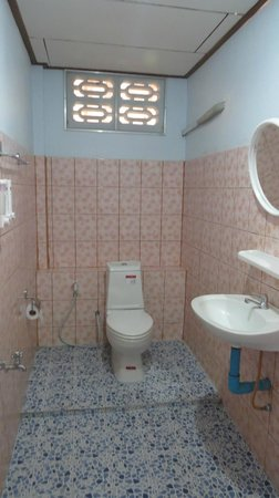 Mountain Resort Koh Lipe: bagno delux