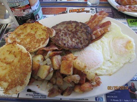 Annie's Overflow : Breakfast Special!