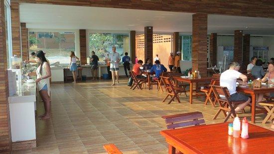 Mountain Resort Koh Lipe: la mensa