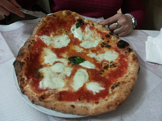 Di Matteo: Pizza con bufala