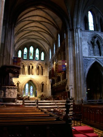 Saint Patrick's Cathedral: St. Patrick's Cathedral Interior 1