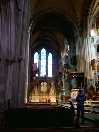 Saint Patrick's Cathedral: St. Patrick's Cathedral Interior 2