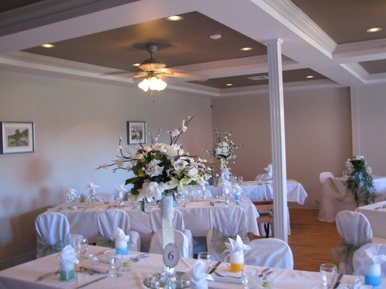 Lac-Simon, Canada: Salle de réception pour les mariages