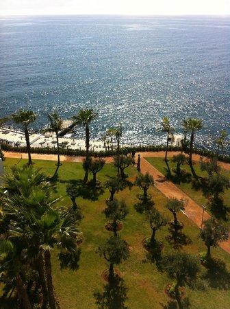 VidaMar Resort Hotel Madeira: 6th floor sea view