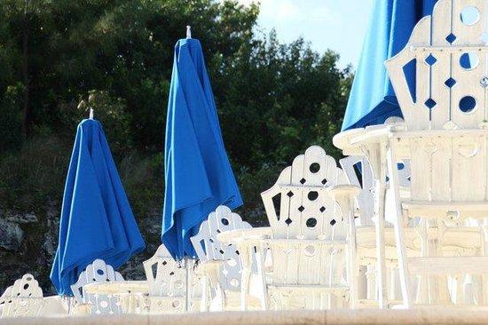 Rosewood Bermuda: Restaurant Terrace