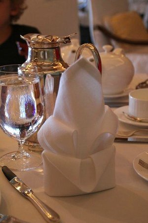 Rosewood Bermuda: Restaurant The Point