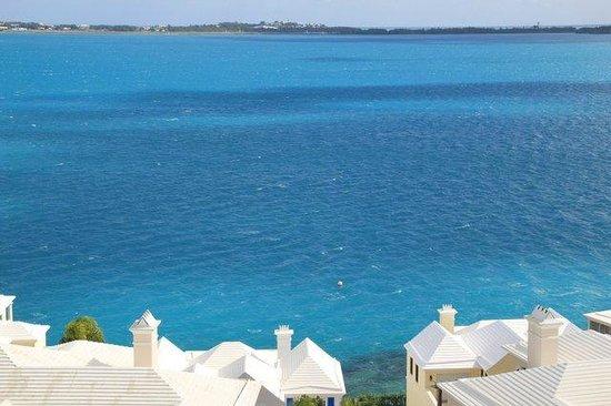 Rosewood Bermuda: Room Terrace View
