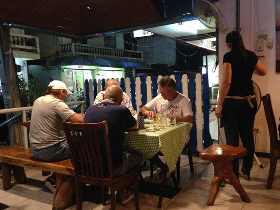 Pattayanis Greek Taverna : Super dinner