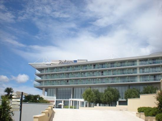 Radisson Blu Resort & Spa at Dubrovnik Sun Gardens: hotel