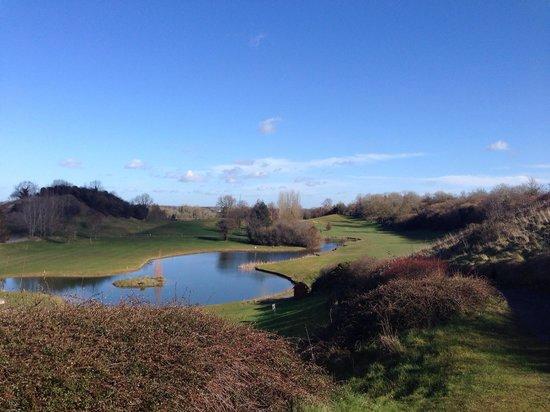 Esker Hills Golf Club: Esker hills 3rd March '14