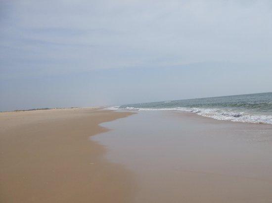 Golden Clube Cabanas: Lovely beaches