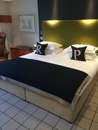 Rudding Park Hotel: Follifoot Wing Double Room