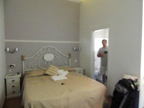 Hotel Ferrucci: habitacion
