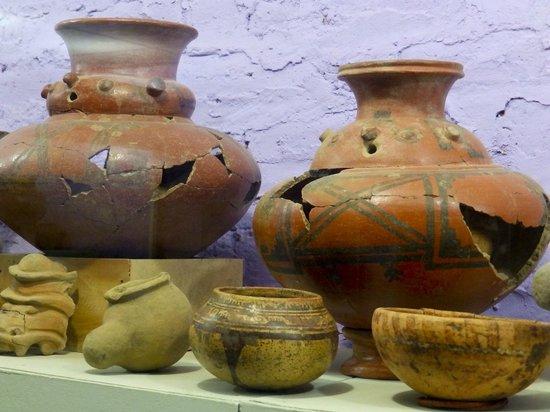 Hotel Museo El Ceibo: Pre-Columbian Artifacts