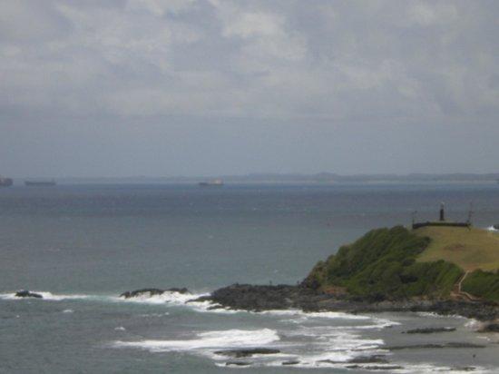 Vila Gale Salvador: vista do quarto
