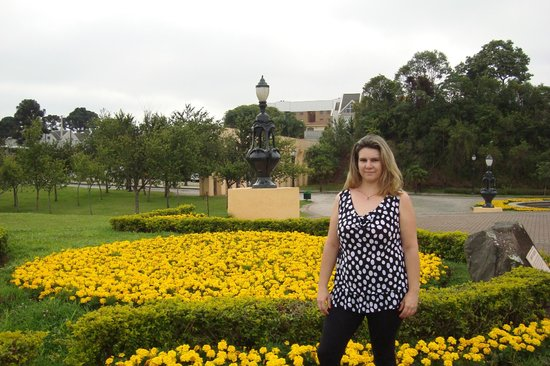 Parc de Tanguá : Lindas flores!