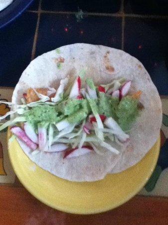 Papa Joe's Mexican Restaurant: THE Fish Taco