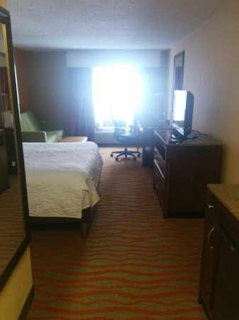 Hilton Garden Inn Arlington Courthouse Plaza : Reg room