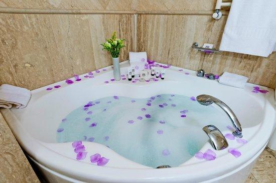 Hotel San Giorgio: Bathroom