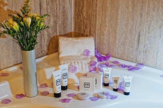 Hotel San Giorgio: bathroom amenities