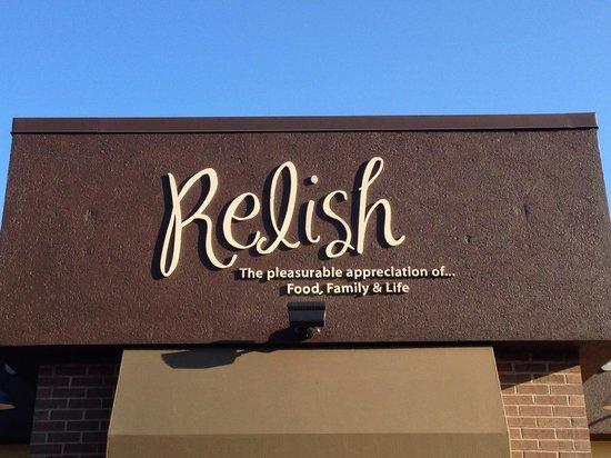 Relish Kings Park Crab Cake Sandwich