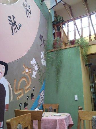 Eureka San Blas: Sala de desayuno