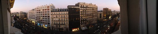 Prince de Galles, a Luxury Collection Hotel: View from room