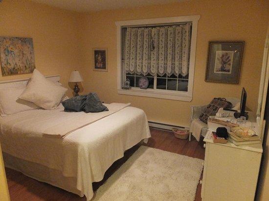 Foxglove Inn and Gardens : Residence room