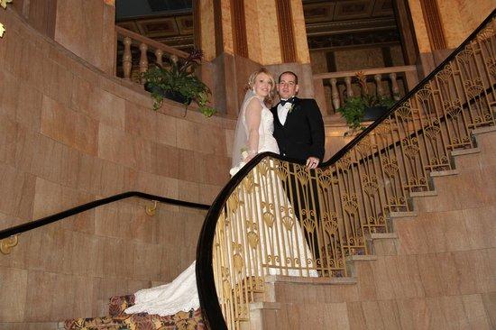 Crowne Plaza Niagara Falls - Fallsview : Mr & Mrs Darryl Kuehl