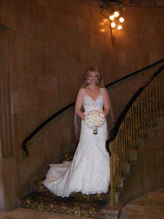 Crowne Plaza Niagara Falls - Fallsview : The Bride