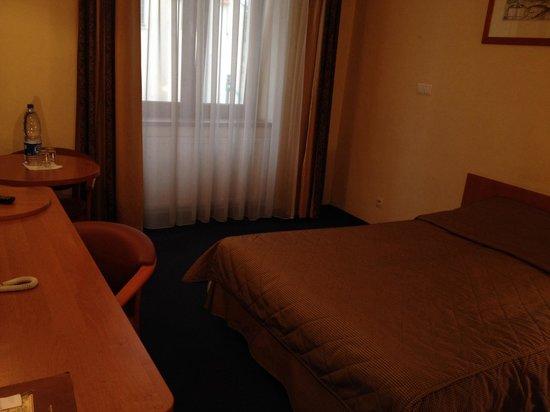 Hotel Matejko : Chambre 201