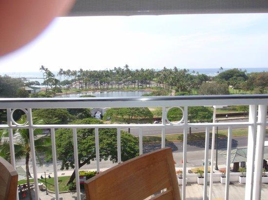 Mariposa : Park and ocean view