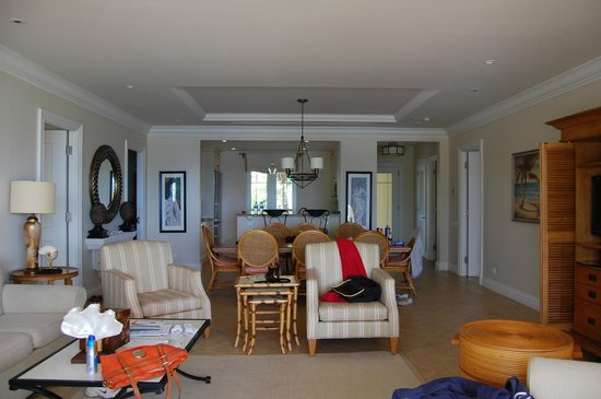 The Landings St. Lucia : our 3 bedroom suite -  spacious,  clean,  nicely furnished