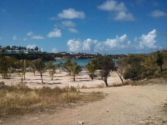 The Verandah Resort & Spa: End of main beach
