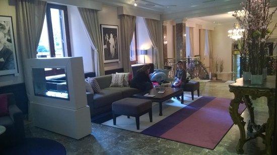 Sofitel Rome Villa Borghese : Salons