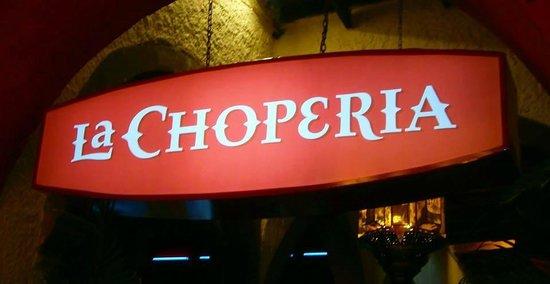 La Choperia San Miguel