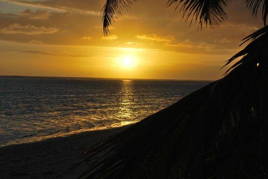 Sands Villas: Amazing Sunset