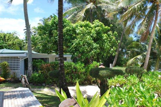 Sands Villas : Looking at Vaka Villa