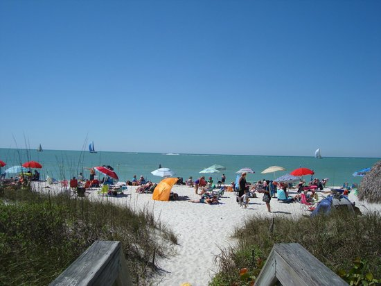 Lowdermilk Beach The
