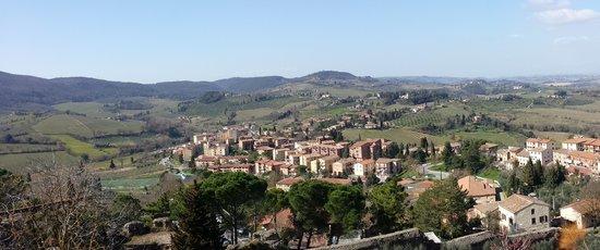 Fun in Tuscany: San Gimignano