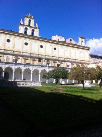 Certosa e Museo di San Martino Napoli: La certosa.