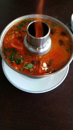 Sweet and sour soup picture of ayara thai cuisine los for Ayara thai cuisine los angeles ca