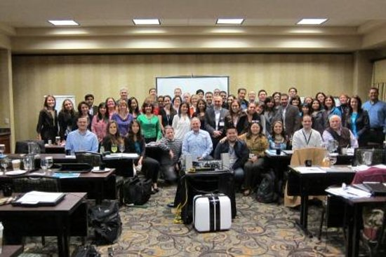 Hilton Garden Inn Houston NW/Willowbrook : We had a great weeklong workshop with 62 people here