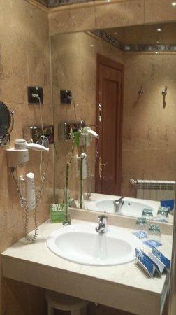 TRYP Madrid Atocha: Banheiro