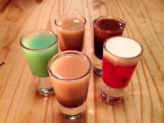 Cactus Jacks: Mixed shots