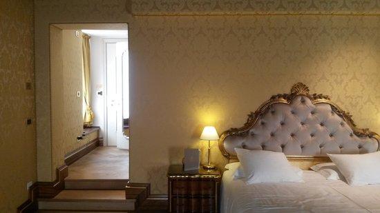 Hotel Ai Reali di Venezia: Deluxe room