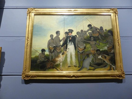Tasmanian Museum and Art Gallery: The collection of colonial art is excellent